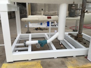 Chiller Spray Foam Insulation Hulsey Contracting Inc Corona CA 003