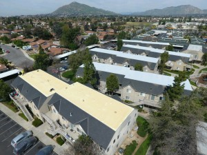 Hulsey Contracting Inc Moreno Valley Spray Foam Roofing Project 007
