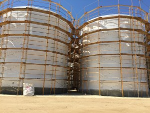 Hulsey Contracting Inc Wine Tank Insulation (1)