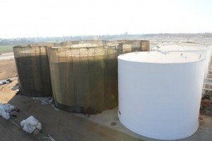Hulsey Contracting Inc Wine Tank Insulation