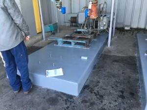 Urethane flooring- 12s Fastop....Fresno CARGILL