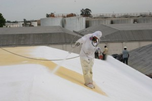 rsz hulsey contracting inc roofing spray foam